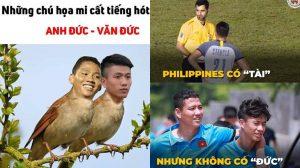 Góc cute: Facebook Việt ngập tràn ảnh chế của 'cặp đôi chú cháu' Anh Đức – Văn Đức, nhìn kiểu gì cũng thấy cưng