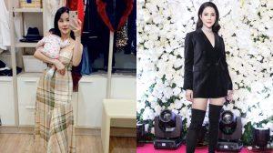HOT: Lần đầu khoe hình công chúa nhỏ, Diệp Lâm Anh đã kịp 'kể xấu' con gái ngay trên mạng xã hội