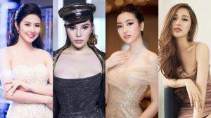 Lạ đời như showbiz Việt: Hoa hậu rủ nhau 'ế bền vững' còn Á hậu thi nhau lên xe bông