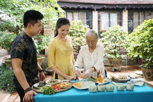 Việt Nam Mến Yêu: Tinh tế món chay xứ Huế