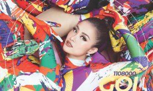 Đông Nhi comeback lần thứ 3 trong năm, lần này là xì tai màu mè