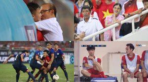 Những khoảng khắc ấn tượng và xúc động nhất của đội tuyển Việt Nam trong trận bán kết AFF Cup vừa qua