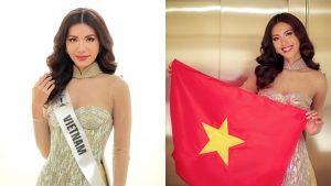 Người hâm mộ xúc động với hình ảnh Minh Tú mặc áo chống rét, tập luyện trong buổi tổng duyệt trước thềm Miss Supranational