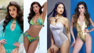 Trước giờ G, cùng điểm qua một vài gương mặt nổi bật, cạnh tranh với Minh Tú chiếc vương miện Miss Supranational