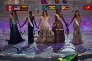 Trực tiếp Miss World 2018: Hoa hậu Tiểu Vy dừng chân tại Top 30