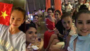 Trước giờ G chung kết, Hoa hậu Tiểu Vy kể lại kỷ niệm với Miss World Philippine đúng ngày tuyển Việt Nam chiến thắng