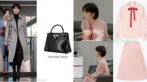 Lâu lâu mới comeback, Song Hye Kyo chi hàng tỷ đồng sắm loạt hàng hiệu đắt đỏ trong Encounter