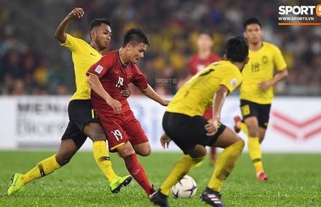 AFF Cup 2018: Hoà 2-2: Việt Nam đánh rơi chiến thắng trong sự tiếc nuối