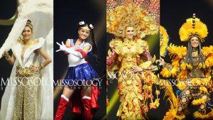 Top quốc phục tại Miss Universe theo Missosology: bánh mì, thủy thủ mặt trăng góp mặt, vị trí dẫn đầu khiến khán giả ngạc nhiên