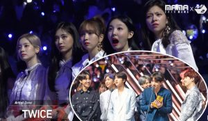 BTS tại MAMA Nhật Bản 2018 khiến TWICE mắt tròn mắt dẹt