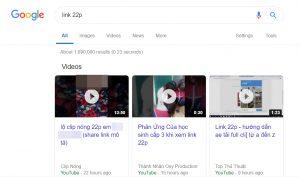 'Link 22p' là gì, và tại sao nó gây sốt 2 ngày qua?