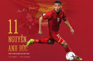 """Chân dung """"lão tướng"""" Anh Đức, người ghi bàn thắng duy nhất giúp Việt Nam vô địch AFF sau 10 năm chờ đợi"""