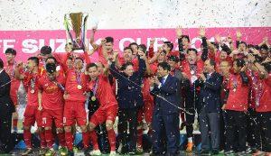 Chân dung 23 cầu thủ giúp Việt Nam vô địch AFF Cup 2018