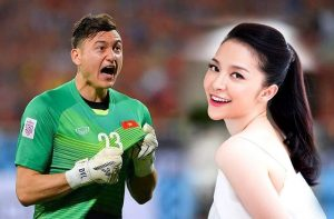 Bất ngờ với những tiết lộ của gia đình Linh Nga về thủ môn Văn Lâm