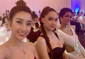 Đỗ Mỹ Linh, Hương Giang Idol, H'Hen Niê cùng đọ sắc trong 1 khung hình: Ai mới là đẹp nhất?