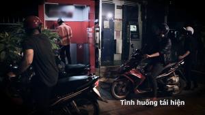 Trụ ATM ngoài trời: Địa điểm vàng của bọn tội phạm