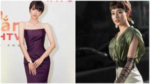 Cùng đổi gió với tóc ngắn, Hương Giang idol và Á hậu Huyền My ai đẹp hơn ai