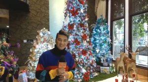 Biệt thự 60 tỷ của Đàm Vĩnh Hưng lung linh trong ngày Giáng sinh