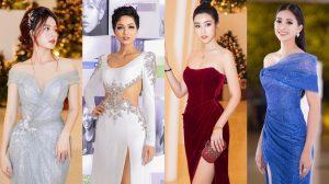 SAO MẶC ĐỈNH: Đỗ Mỹ Linh, H'Hen Niê dẫn đầu top sao mặc đẹp nhất thảm đỏ Việt tuần qua