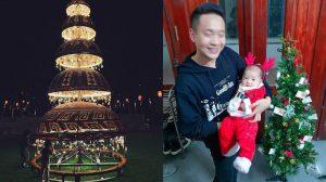 Tăng Thanh Hà, JustaTee đồng loạt khoe con trong ngày Giáng sinh