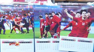 Sau hàng loạt thành tích vang dội, đội tuyển bóng đá Việt Nam lên lịch Xuân 2019
