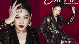 Trời ơi tin được không: Chi Pu sẽ tham gia trình diễn trong đêm chung kết The Face Vietnam 2018