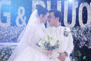 Những đám cưới ồn ào nhất của sao Việt năm 2018