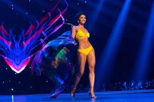 Với màn catwalk như thiên thần Victoria's Secret, H'Hen Niê được bình chọn là Hoa hậu trình diễn áo tắm nóng bỏng nhất 2018