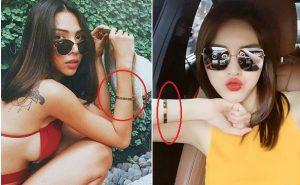 Chỉ là 'bạn thân' nhưng Kỳ Duyên – Minh Triệu đều đeo tín vật tình yêu trị giá 150 triệu đồng
