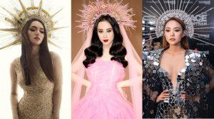 Không chỉ có Angela Phương Trinh nhiều sao Việt khác cũng chuộng style 'Nữ thần mặt trời'