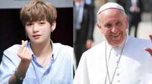 Kang Daniel phá vỡ kỷ lục của Giáo hoàng