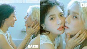 Báo Hàn xôn xao HyunA & E'Dawn vừa đính hôn