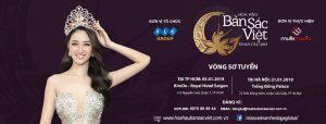 Hoa hậu Bản sắc Việt toàn cầu 2019 chính thức khai màn cho các cuộc thi sắc đẹp năm 2019