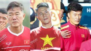 Nhan sắc đội tuyển Việt Nam khi về già: Lâm Tây, Trọng 'Ỉn' vẫn đẹp chuẩn soái ca