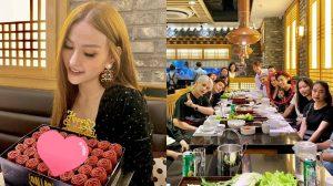 Sau khi ly hôn cuộc tình 17 năm, Thu Thủy hẹn hò với bạn trai đẹp như sao Hàn