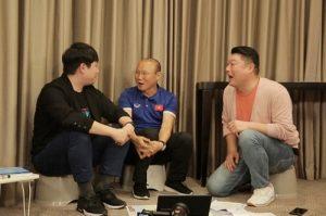 HLV Park Hang Seo, tuyển Việt Nam gây sốt ở show truyền hình Hàn Quốc