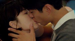 Park Bo Gum x Song Hye Kyo hôn nhau say đắm, như là Song Joong Ki không hề tồn tại