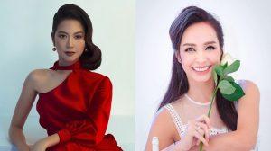 Á hậu Thúy Vân cùng cựu người mẫu Thúy Hạnh tham gia chấm thi Hoa hậu Bản sắc Việt toàn cầu 2019