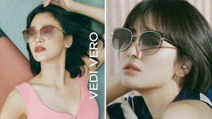 Hậu bị tố lạm dụng photoshop, Song Hye Kyo tung bộ ảnh đẹp không tì vết khiến dân tình há hốc