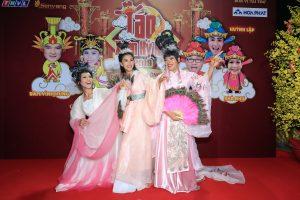 """Lần đầu thử sức với diễn xuất trong chương trình Táo quân, Hoa hậu Trần Tiểu Vy thừa nhận là tại """"ham vui"""""""