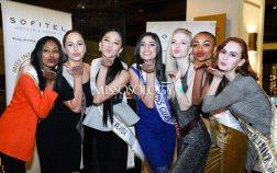 """Đừng lo cho Lê Âu Ngân Anh, nhan sắc dàn đối thủ của cô tại Miss Intercontinental """"xuất sắc"""" đến thế cơ mà"""