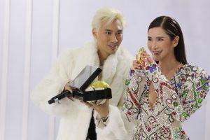 """""""Yêu nữ hàng hiệu"""" Jamie Chua được tặng trang sức 200 triệu trong show Lý Quí Khánh"""