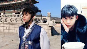 Jun Phạm đi học ở Seoul, đẹp trai mất máu chẳng thua tài tử xứ Hàn