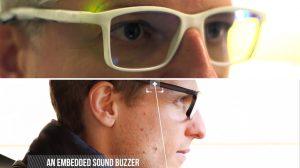 Độc đáo: Mắt kính giúp phát hiện tài xế ngủ gật