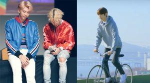 Em trai BTS khiến fan sướng rơn với chiều cao khủng