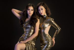 HH Đỗ Mỹ Linh đọ sắc cùng HH Tiểu Vy khoe nhan sắc đỉnh cao khi trở thành đại sứ của Miss World