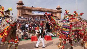 """Đến Ấn Độ trải nghiệm lễ hội lạc đà """"độc nhất vô nhị"""""""