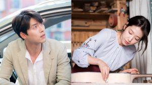 Hyun Bin & Park Shin Hye nói gì về Hồi ức Alhambra?