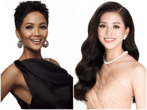 HH Tiểu Vy, H'hen Niê góp mặt trong top 50 cô gái đẹp nhất thế giới