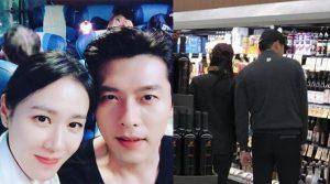 Hyun Bin và Son Ye Jin được đồn đại đang ở cùng nhau